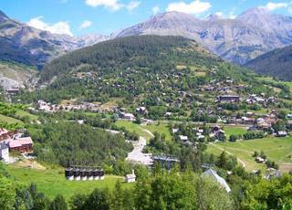 Val d'Allos Alpes de Haute Provence
